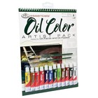 Royal (art supplies) . ROY 12 TUBES OIL PAPER PAD