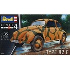 Revell of Germany . RVL 1/35 Ger Staff Car Ty82E