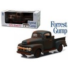 Green Light Collectibles . GNL 1/18 FOREST GUMP 51 FORD