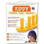Authentic Knitting . AKN ZIPPY CORNER