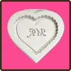 HEART PLAQUE - MR