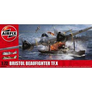 Airfix . ARX 1/72 Bristol Beaufighter Mk X