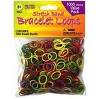 Pepperell . PEP STRTCHBND LOOPS 500CT NEON TRQ