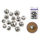 MultiCraft . MCI Silver Jingle Bells 20Mm - 30Mm
