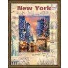 UAB RIOLIS . RIO New York - Cross Stitch Kit
