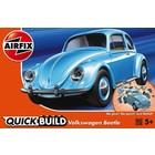 Airfix . ARX VW BEETLE QUICK BUILD