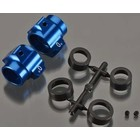 Associated Electrics . ASC ALUMINUM REAR HUBS BLUE