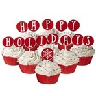 "Wilton Products . WIL Fun Pix - ""Happy Holidays"""