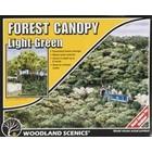 Woodland Scenics . WOO Light Green Forest Canopy
