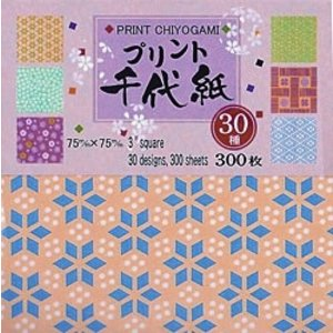 Aitoh . AIT PAINT CHIYOGRAMI 3'' SQUARE 300/SH