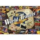 Buffalo Games . BUF WORLD TRAVELS 500PC