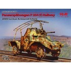 Icm . ICM 1/35 PANZERSPAHWAGEN P 204 RAILWAY