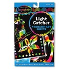 Melissa & Doug . M&D Light Catchers - Scratch Art
