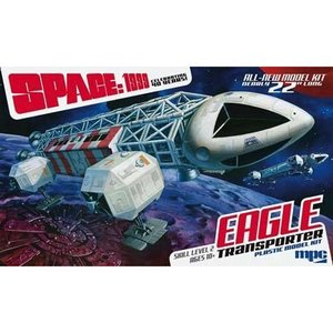 MPC . MPC 1/48 Space 1999 Eagle Tran
