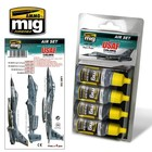 Ammo of MIG . MGA USAF MODERN JETS ACRYLIC COLOR SET