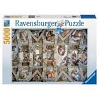 Ravensburger (fx shmidt) . RVB Sistine Chapel 5000Pc Puzzle