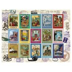 Ravensburger (fx shmidt) . RVB Vacation Stamps 2000Pc Puzzle