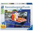 Ravensburger (fx shmidt) . RVB Drive Through 500Pc Puzzle