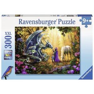 Ravensburger (fx shmidt) . RVB Forest Rendevous 300Pc Puzzle