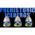 Geoworld . GEO PREHISTORIC ICEBERGS - EACH