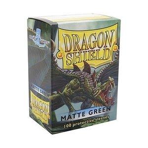 Arcane Tinmen . ATN Sleeves Dragon Shield Matt Grn
