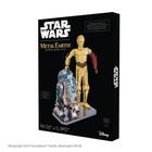 Fascinations . FTN M. EARTH S/W R2-D2 & C-3PO
