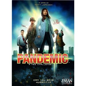 Z-MAN GAMES . ZMG PANDEMIC-2013