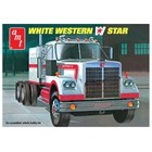 AMT\ERTL\Racing Champions.AMT 1/25 White Western Star