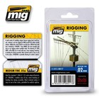 Ammo of MIG . MGA RIGGING MEDIUM FINE 0.02MM