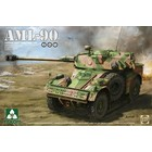 TAKOM . TAO 1/35 AML-90 FRENCH ARMOURED CAR
