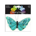 Midwest Design . MWD FEATHER MINI BUTTERFLIES