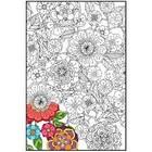 Zorbitz Inc . ZRB Flower Garden Poster 24 x 36