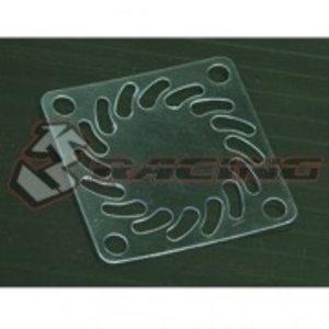 3 Racing . 3RC Protecting Pad Dust Cvr 25x25m