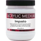 Art Advantage . ART 8OZ ACRYLIC IMPASTO MEDIUM