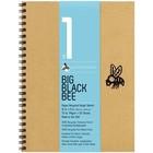 Bee Paper Company . BEE 12X9 BIG BLK BEE 50 SHT PAD