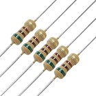 BPS . BPS RESISTORS 150 OHM 1/4W 5% AXIAL 100
