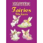 Dover Publishing . DOV GLITTER FAIRIES STICKERS