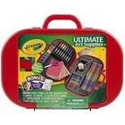Crayola . CRY ULTIMATE ART SUPPLY KIT
