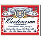 Desperate Enterprises . DPE Budweiser King of Beers Sign
