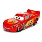 """Jada Toys . JAD 1/24 Disney Pixar Cars 3 """"Lightning McQueen"""" - Glossy Red"""