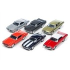 Johnny Lightning . JNL 1/64 Asst Die-cast Cars