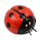 Floracraft . FLC Ladybug with Wire Pick