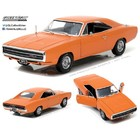 Green Light Collectibles . GNL 1/18 1970 DODGE CHARGER HEMI ORANGE