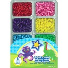 Perler (beads) PRL Brights 'n Stripes - Mini Perler Bead Tray