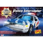 Lindberg . LND 1/25 Crown Victoria Police Car