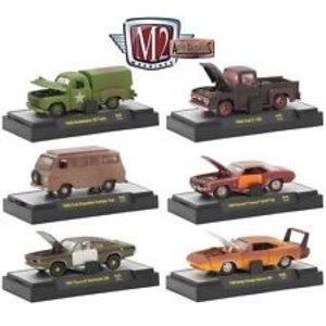 M2 Machines . M2M 1/64 M2 Auto-Projects