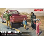 Mega Motors . MEG 1/35 Middle Eastrn Civilians Figures