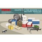Meng . MEG 1/35 Equipment For Modern US Military