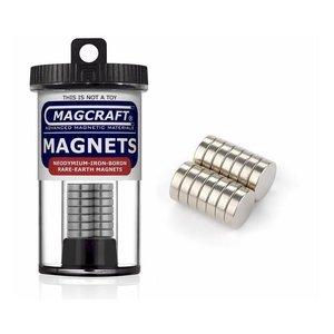 1/2X1/8 Rare Earth Disc Magnet