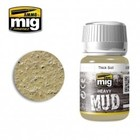 Ammo of MIG . MGA Heavy Mud Thick Soil